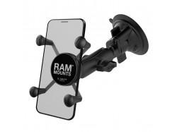 RAM Mounts Uniwersalny uchwyt X-Grip™ montowany do szyby [RAM-B-166-UN7U]