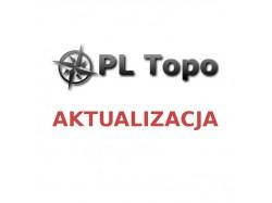 AKTUALIZACJA MAPY PL TOPO (+ GRATIS EU TOPO)