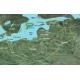 Mapa BlueChart G3 - Baltic Sea, East Coast HXEU065R