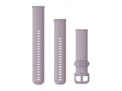 Pasek do Venu Sq/FR 245/645/Vivoactive3/Vivomove (20mm) Biały