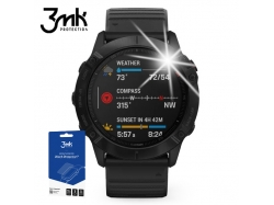 Folia ochronna 3mk Watch Protection Garmin Fenix 6x - 3szt.