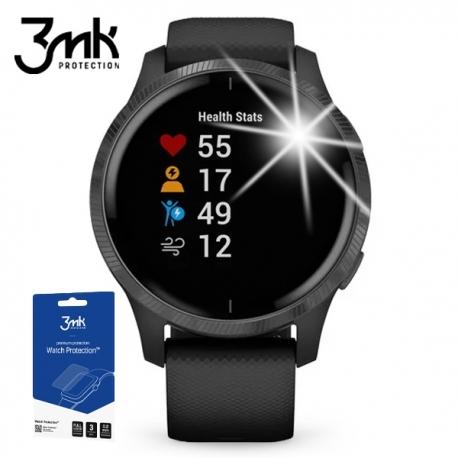 Folia ochronna 3mk Watch Protection Garmin Venu - 3szt.