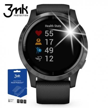 Folia ochronna 3mk Watch Protection Garmin Vivoactive 4 - 3szt.