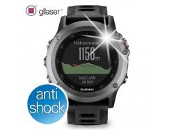Folia ochronna Gllaser Anti-Shock 5H Garmin Fenix 3