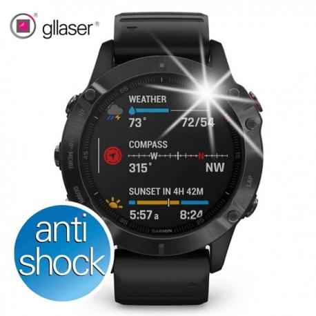 Folia ochronna Gllaser Anti-Shock 5H Garmin Fenix 6