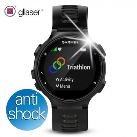 Folia ochronna Gllaser Anti-Shock 5H Garmin Forerunner 735XT