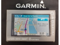 OUTLET Garmin DriveSmart 65 & Live Traffic 2l 1935