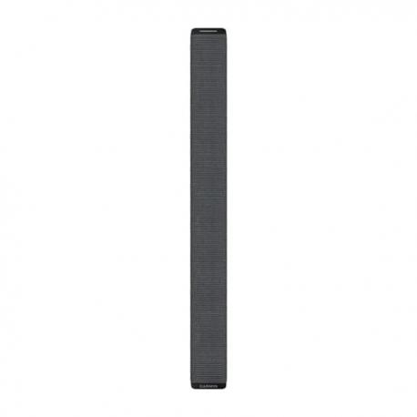 Nylonowy pasek UltraFit 26mm Szary