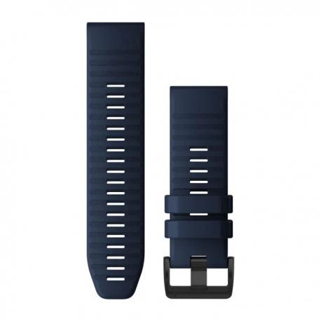 Silikonowy pasek QuickFit Fenix 6x niebieski 26mm