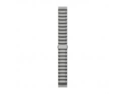 Hybrydowa bransoleta metalowa QuickFit Marq, Fenix 6 22mm