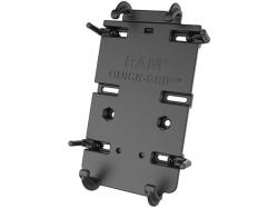 RAM Mounts uchwyt Quick-Grip™ XL do dużych smartfonów oraz przenośnych urządzeń elektronicznych