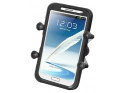 RAM Mounts Uniwersalny uchwyt X-Grip™ do dużych smartfonów z 1 calową głowicą obrotową