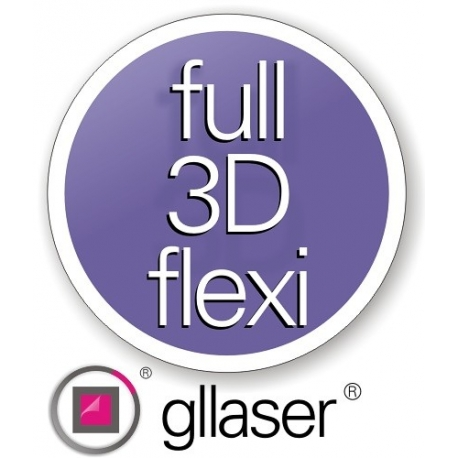 Folia ochronna Gllaser FULL 3D FLEXI Garmin Venu Sq
