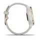 Zegarek Venu 2s Popielata ramka ze stali nierdzewnej z grafitową kopertą i silikonowym paskiem