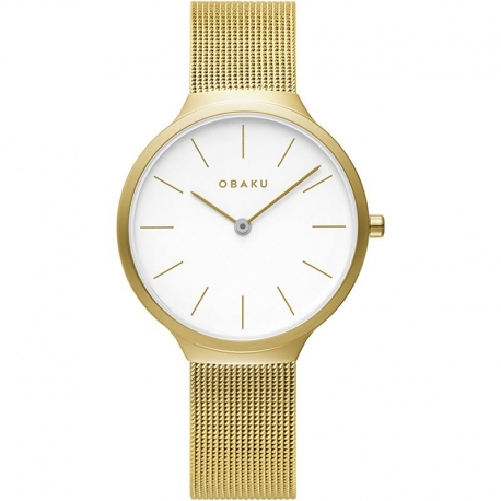 Zegarek Obaku Denmark V240LXGWMG