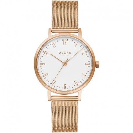 Zegarek Obaku Denmark V248LXVIMV