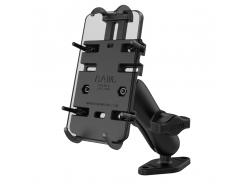 RAM Mounts Uchwyt Quick-Grip™ do telefonu z podstawą w kształcie diamentu