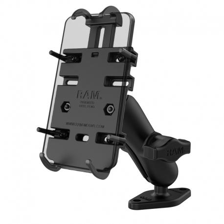 Uchwyt RAM® Quick-Grip ™ do telefonu z podstawą w kształcie diamentu
