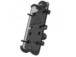 RAM Mounts Uchwyt Quick-Grip™ XL do dużych smartfonów z kulką
