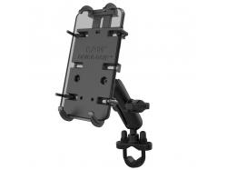 RAM Mounts Uchwyt Quick-Grip™ XL do telefonu ze śrubą U-Bolt na kierownicę