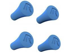 RAM Mounts zapasowe niebieskie gumki do X-Grip