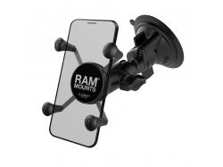 RAM Mounts Uniwersalny uchwyt X-Grip™ montowany do szyby