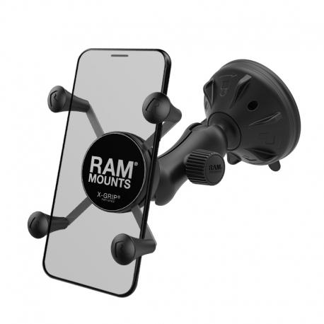 RAM Mounts Uniwersalny uchwyt do szyby X-Grip
