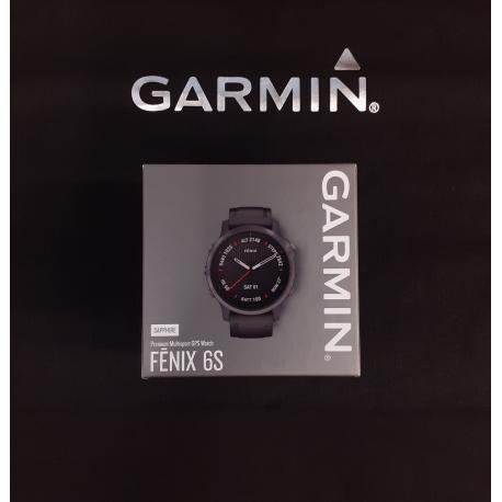 fenix 6S Sapphire Czarny