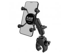 RAM Mounts Uchwyt X-Grip® do telefonu z małą podstawą zaciskową RAM® Tough-Claw ™