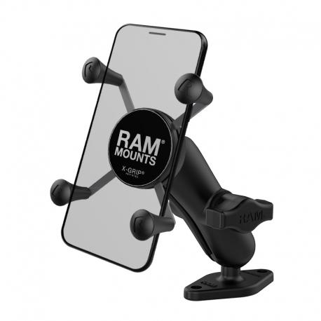 Uchwyt RAM® X-Grip® do telefonu z podstawą w kształcie diamentu