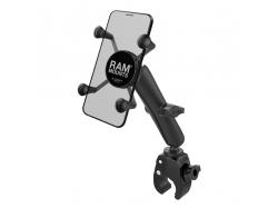 RAM Mounts Uchwyt X-Grip do przenośnych urządzeń z klamrą zaciskową Tough-Claw