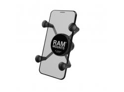 RAM Mounts Uchwyt X-Grip z 1-calową głowicą obrotową do telefonów
