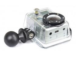 RAM Mounts Adapter do kamer VIRB X/XE, GoPro z 1-calową głowicą obrotową
