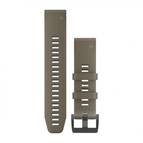 Silikonowy pasek QuickFit Fenix 5 Coyote 22mm