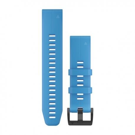 Silikonowy pasek QuickFit Fenix 5 Niebieski 22mm