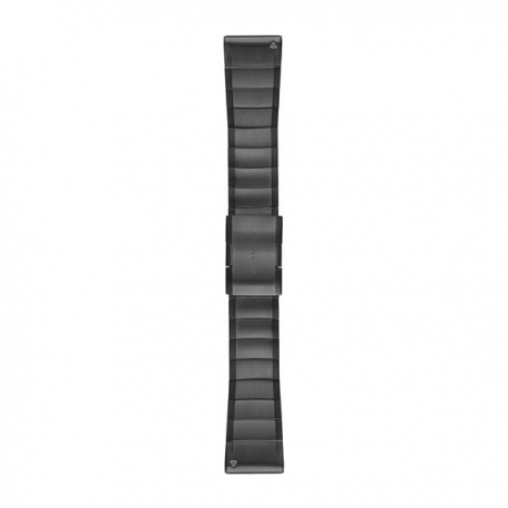 Bransoleta Carbon Gray DLC Titanium QuickFit 26mm Fenix 5x