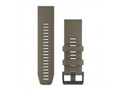 Silikonowy pasek QuickFit Fenix 5X Coyote 26mm