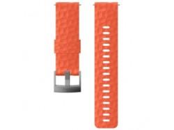 pasek do zegarka Suunto 24mm Explore 1 Silicone Strap Coral Gray Size M