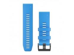 Silikonowy pasek QuickFit Fenix 5X Niebieski 26mm