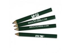 Ołówki Geocaching 4 sztuki