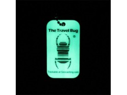 Travel Bug - Glow in the Dark