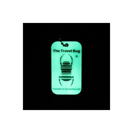 Travel Bug? - Glow in the Dark