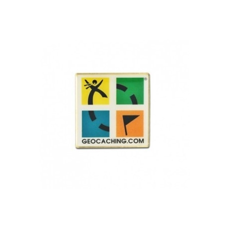 Przypinka / pin GEOCACHING.COM