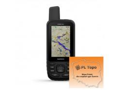 GPSMAP 66st z PL TOPO 2019.3