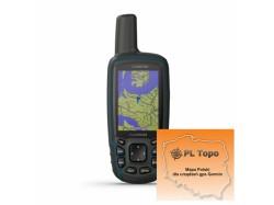 GPSMAP 64x z PL TOPO 2019.3