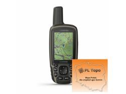 GPSMAP 64sx z PL TOPO 2019.3
