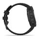 Fenix 6 Pro Czarny z czarnym paskiem