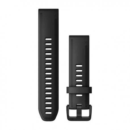 Silikonowy pasek QuickFit Fenix 6s Jasnoszary 20mm