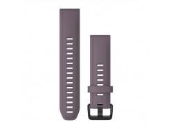 Silikonowy pasek QuickFit Fenix 6s Purpurowy 20mm