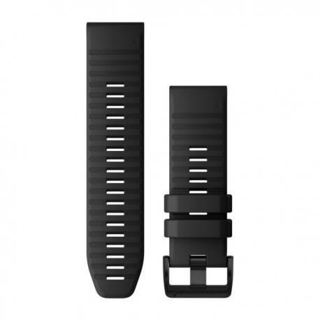 Silikonowy pasek QuickFit Fenix 6x Ciemny piaskowy 26mm